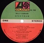 LP - Billy Cobham - Spectrum