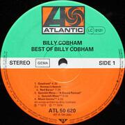 LP - Billy Cobham - The Best of Billy Cobham