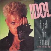 12'' - Billy Idol - Flesh For Fantasy