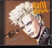 CD - Billy Idol - Whiplash Smile