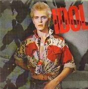 LP - Billy Idol - Billy Idol
