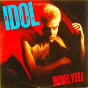 LP - Billy Idol - Rebel Yell