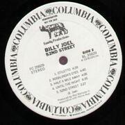 LP - billy joel - 52nd street - prerelease issue