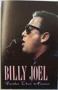 MC - Billy Joel - Further Than Heaven - Still Sealed.