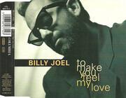 CD Single - Billy Joel - To Make You Feel My Love