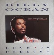 12'' - Billy Ocean - Love Is Forever