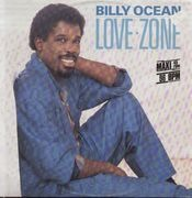 12'' - Billy Ocean - Love Zone
