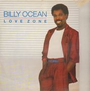 LP - Billy Ocean - Love Zone