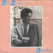 7'' - Billy Ocean - Loverboy