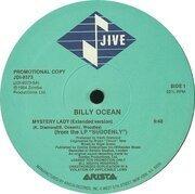 12'' - Billy Ocean - Mystery Lady