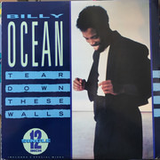 12inch Vinyl Single - Billy Ocean - Tear Down These Walls