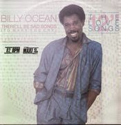 12'' - Billy Ocean - There'll Be Sad Songs (To Make You Cry)