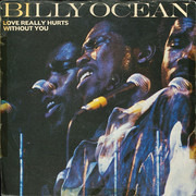 7inch Vinyl Single - Billy Ocean - Love Really Hurts Without You