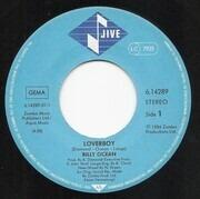 7inch Vinyl Single - Billy Ocean - Loverboy