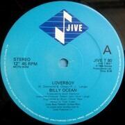 LP - Billy Ocean - Loverboy