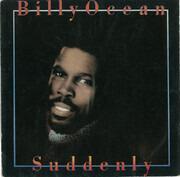 7inch Vinyl Single - Billy Ocean - Suddenly