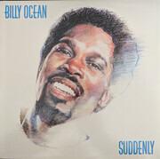 LP - Billy Ocean - Suddenly - Carrollton, GA