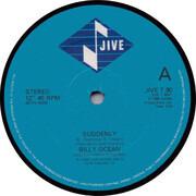 12inch Vinyl Single - Billy Ocean - Suddenly