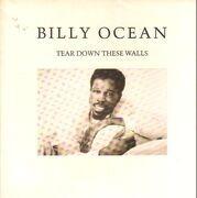 LP - Billy Ocean - Tear Down These Walls