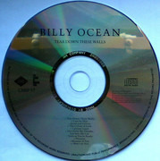 CD - Billy Ocean - Tear Down These Walls