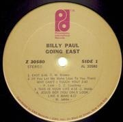 LP - Billy Paul - Going East