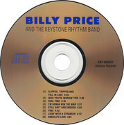CD - Billy Price And The Keystone Rhythm Band - Free At Last