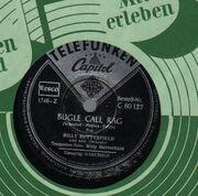Schellack - Billy Butterfield - Bugle call rag/ Narcissus