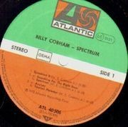 LP - Billy Cobham - Spectrum - Gatefold