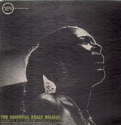 LP - Billy Holiday - The Essential Carnegie Hall Concert
