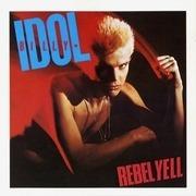 CD - Billy Idol - Rebel Yell