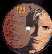 LP - Billy Idol - Whiplash Smile