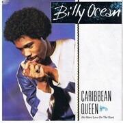 7'' - Billy Ocean - Caribbean Queen (No More Love On The Run)