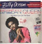 12'' - Billy Ocean - European Queen (No More Love On The Run)