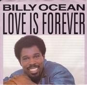 7'' - Billy Ocean - Love Is Forever