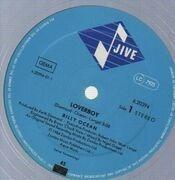 12'' - Billy Ocean - Loverboy - Green Vinyl