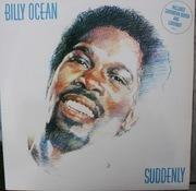 LP - Billy Ocean - Suddenly