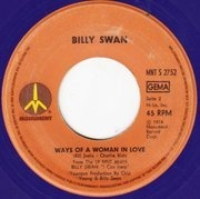 7'' - Billy Swan - I Can Help - Purple