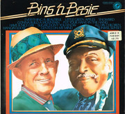 LP - Bing Crosby 'n Count Basie - Bing 'n Basie