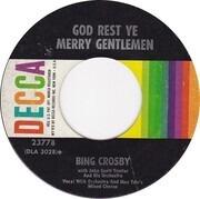 7inch Vinyl Single - Bing Crosby - White Christmas