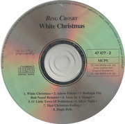 CD - Bing Crosby - White Christmas - Tin Can Packaging