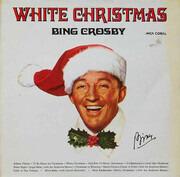 LP - Bing Crosby - White Christmas