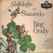 LP - Bing Crosby - Shillelaghs And Shamrocks