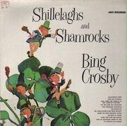 LP - Bing Crosby - Shillelaghs And Shamrocks - still sealed