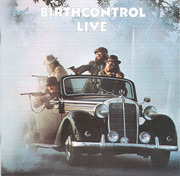 CD - Birth Control - Live