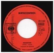 7inch Vinyl Single - Birth Control - Nostalgia - Promo