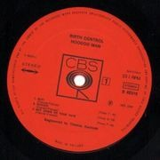 LP - Birth Control - Hoodoo Man