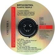 CD - Birth Control - Plastic People