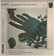 LP - Bizet - Highlights from The Pearl Fishers
