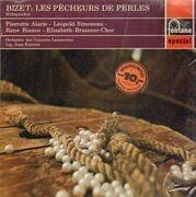 LP - Bizet, Jean Fournet, Pierrette Alarie - Les Pecheurs De Perles