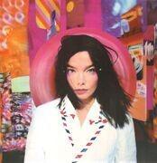 LP - Björk - Post - PINK VINYL